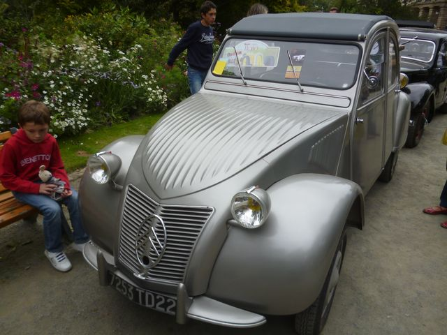 2CV A de 1950