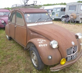 2cv born to rust