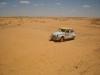 la 2cv dans le désert