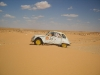 franchissement de dune en 2cv