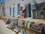 raid 2cv en Tunisie, médina Kairouan
