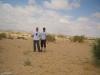 raid 2cv en Tunisie, pilote de raid