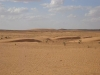 raid 2cv en Tunisie, dune à el borma
