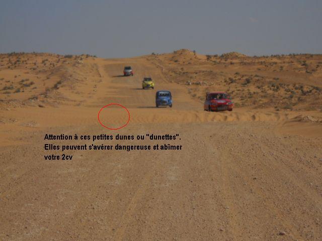 piloter une 2cv raid sur les pistes tunisiennes   les dunes