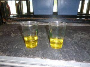 apéro : saumur plus liquer de safran à la nationale 2cv