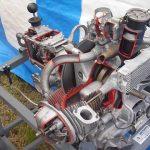 moteur 2cv ou flat twin
