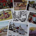 dessin-2cv-cartes-postales